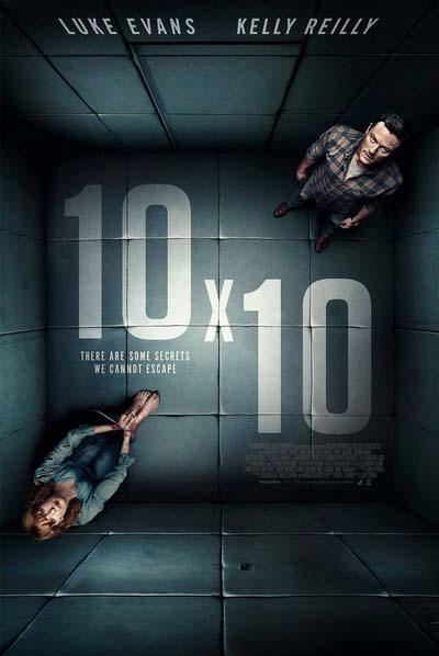 10 на 10 (2018) постер