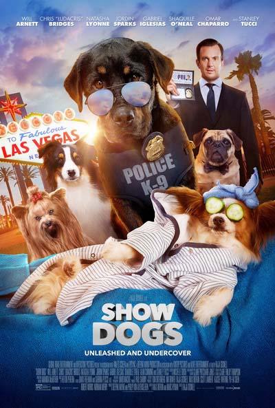 Выставочные собаки (2018) постер