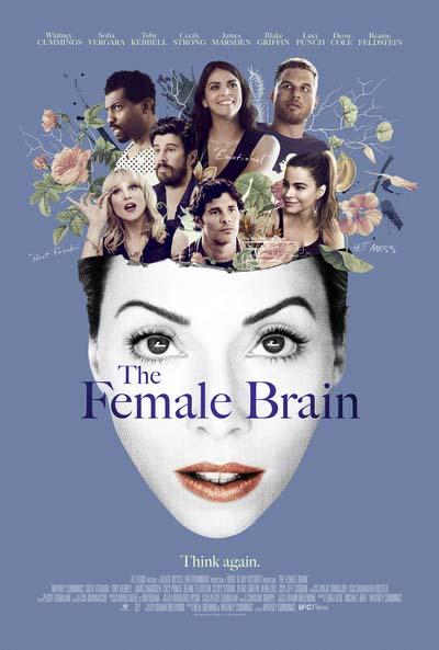 Женский мозг (2017) постер