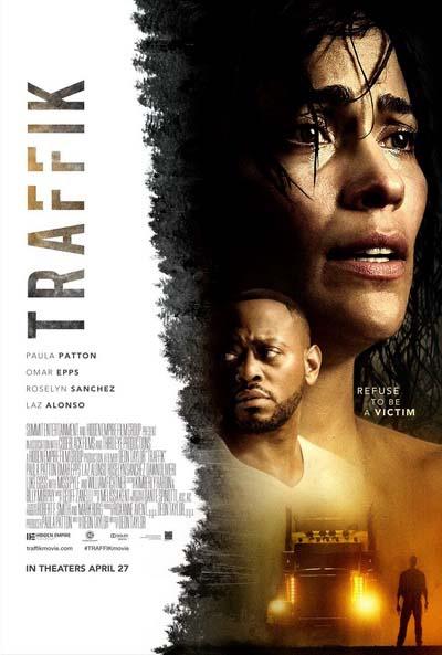 Траффик (2018) постер