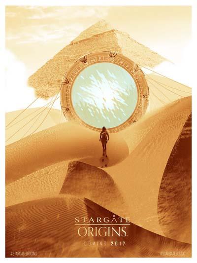 Звездные врата: Начало (2018) постер