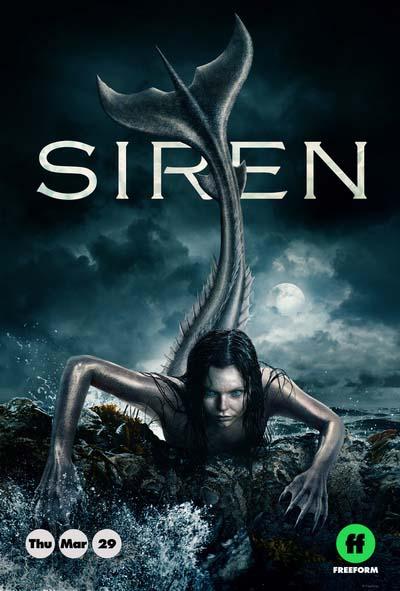 Сирена (2018) постер