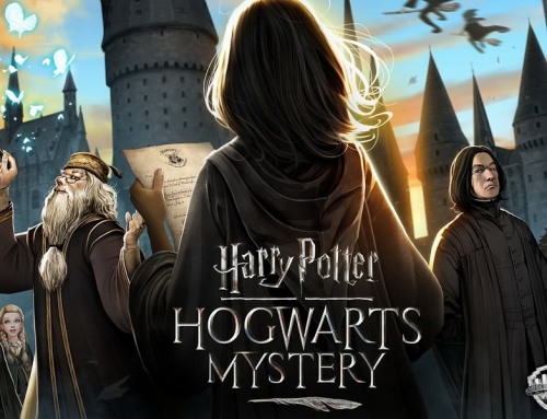 Игра «Harry Potter Hogwarts Mystery» (2018)