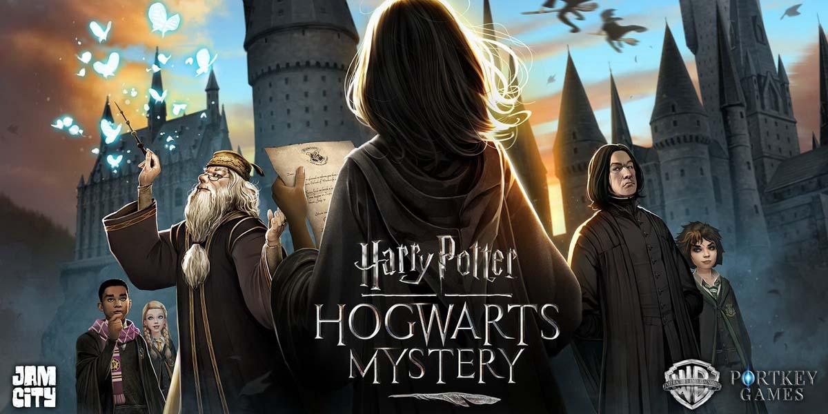 "Игра ""Harry Potter Hogwarts Mystery"" (2018)"
