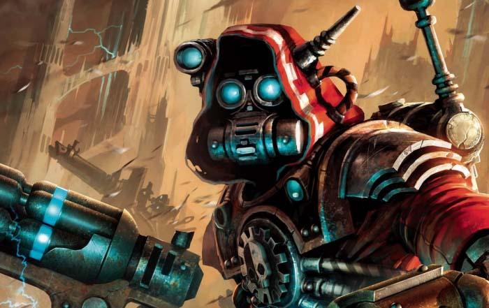 Warhammer 40,000 Mechanicus лучшие игровые трейлер