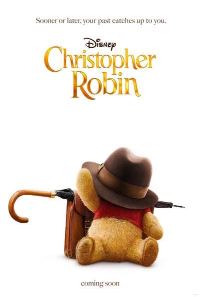 Кристофер Робин (2018) постер