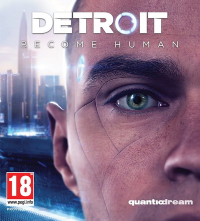 Detroit: Become Human (2018) постер