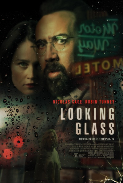 Зеркало (2018) постер