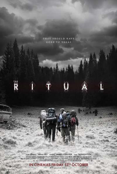 Ритуал (2018) постер