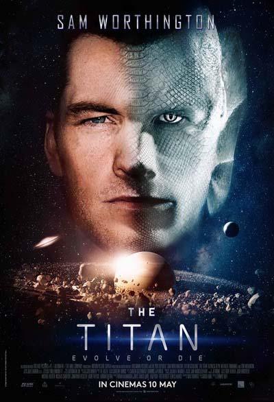 Титан (2018) постер