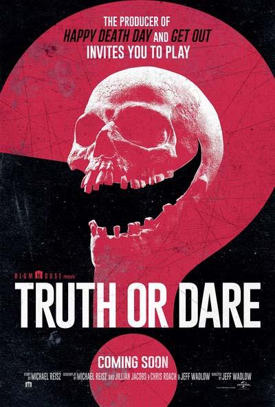 Правда или действие (2018) постер