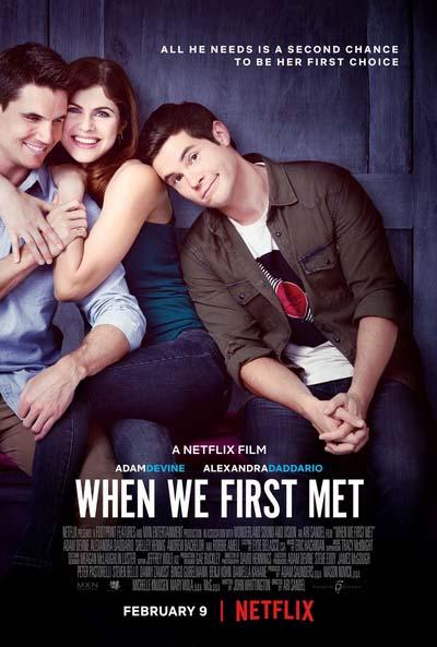 Когда мы познакомились (2018) постер