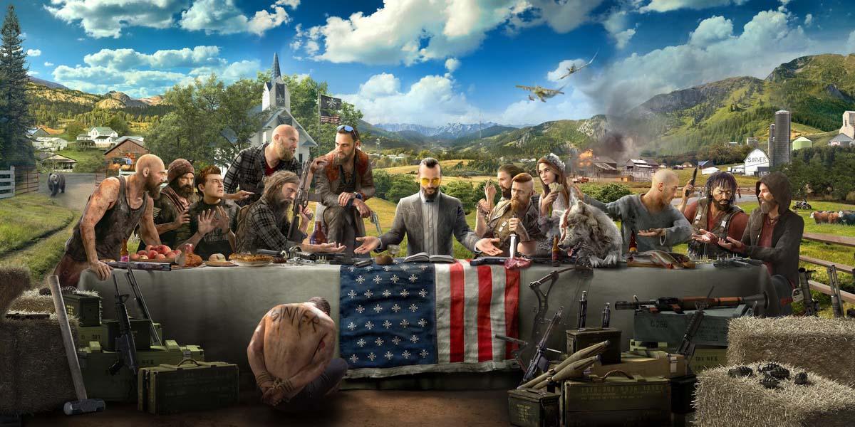 """Игра """"Far Cry 5"""" (2018)"""