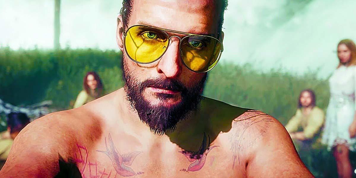 """Игра """"Far Cry 5"""" (2018) посвящение"""
