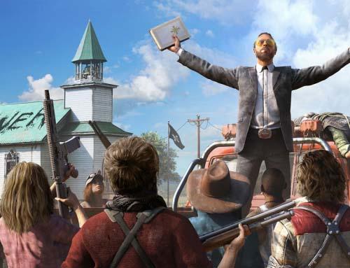 Игра «Far Cry 5» (2018) — Русский трейлер выхода игры