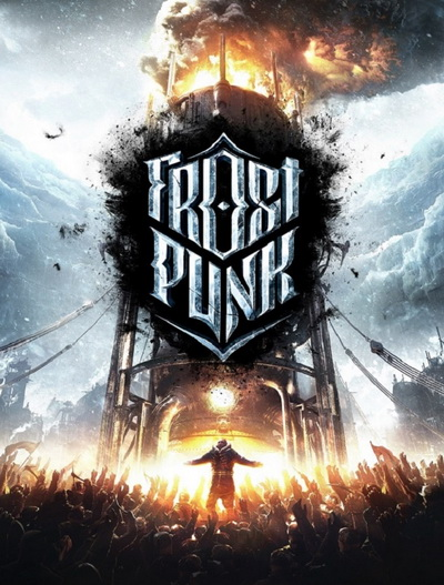 Frostpunk (2018) постер