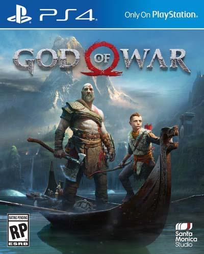 God of War (2018) постер