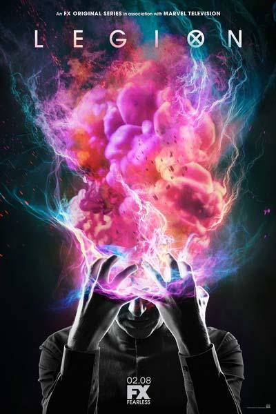 Легион (2018) постер