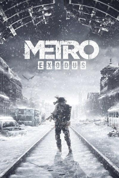 Metro Exodus (2019) постер