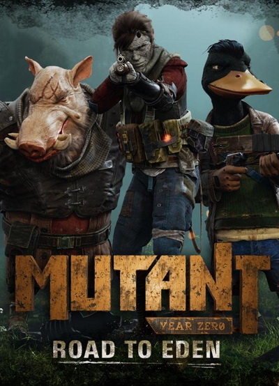 Mutant Year Zero: Road to Eden (2018) постер