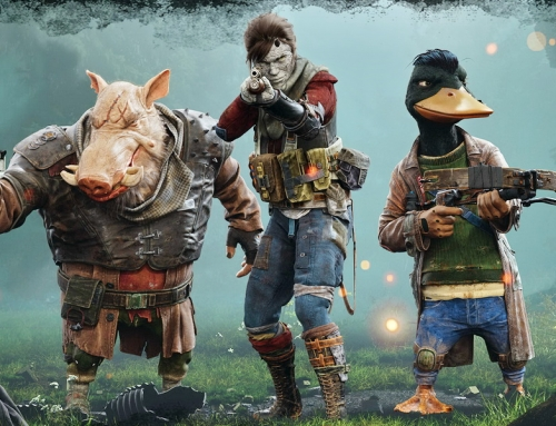Игра «Mutant Year Zero: Road to Eden» (2018)