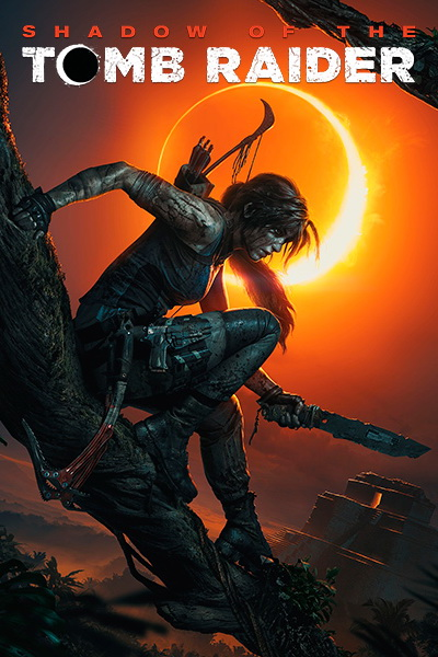 Shadow of the Tomb Raider (2018) постер