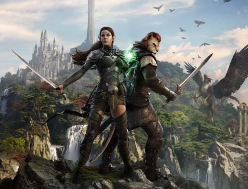 Игра «The Elder Scrolls Online: Summerset» (2018)