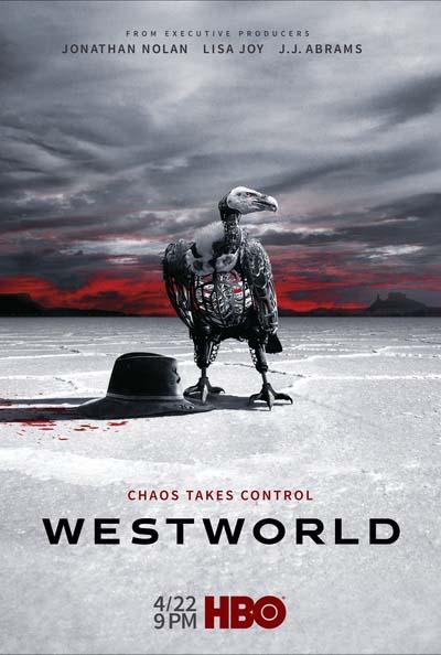Мир Дикого Запада (2016) постер