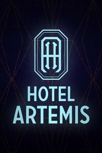 Отель «Артемис» (2018) постер