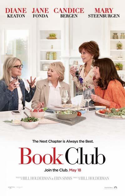 Книжный клуб (2018) постер
