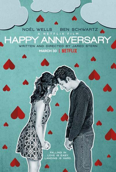 Счастливой годовщины (2018) постер