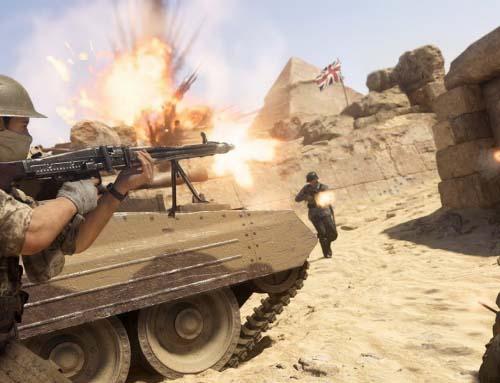 Игра «Call of Duty: WW2» — Русский трейлер «Военная машина»