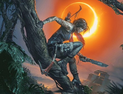 Игра «Shadow of the Tomb Raider» (2018)