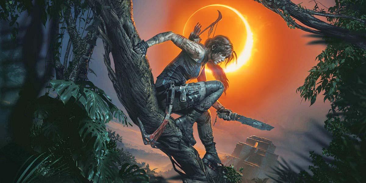 Игра «Shadow of the Tomb Raider» (2018)