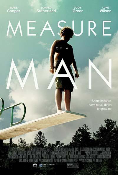 Мера человека (2018) постер