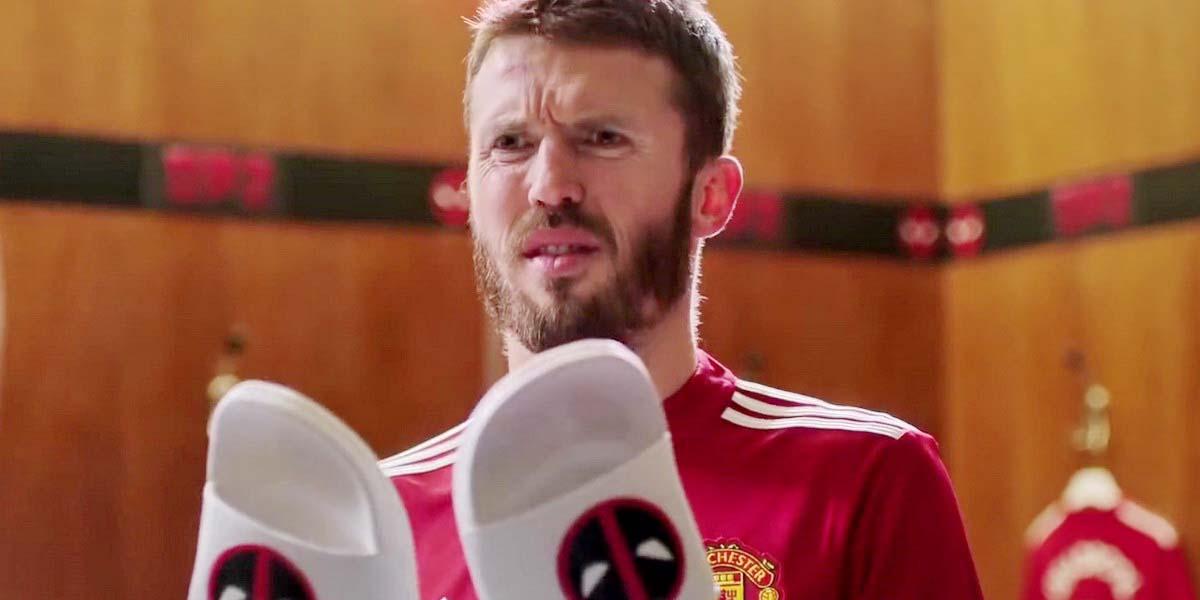 Дэдпул захватывает Манчестер Юнайтед