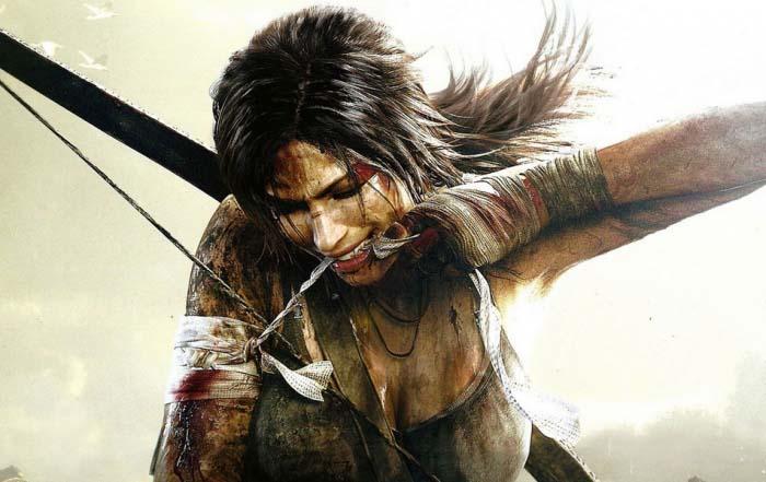 Shadow of the Tomb Raider лучший трейлер игры