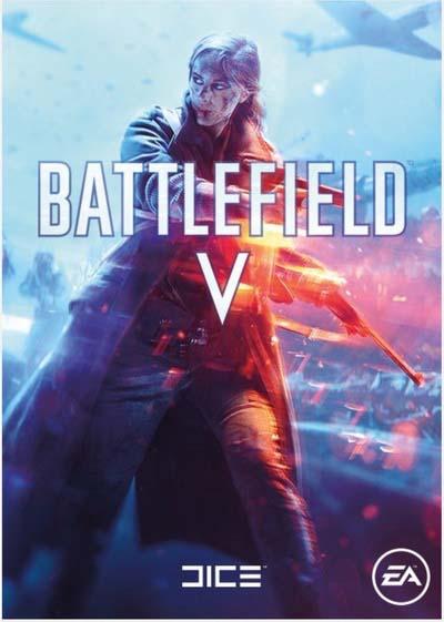 Battlefield 5 (2018) постер