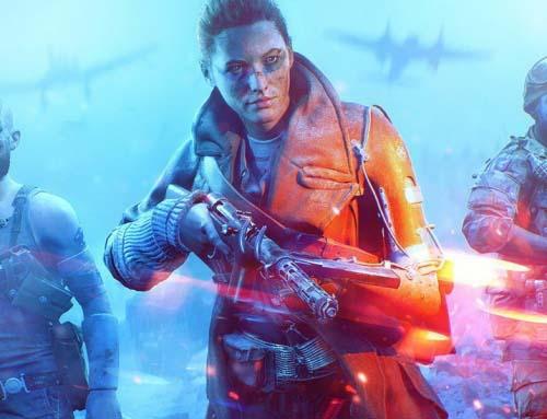 Игра «Battlefield V» (2018)
