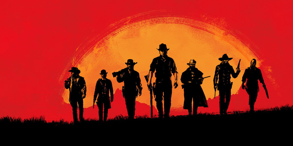 """Игра """"Red Dead Redemption 2"""" (2018)"""