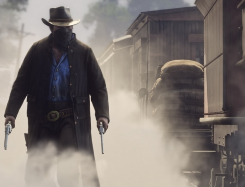 Игра «Red Dead Redemption 2» (2018)