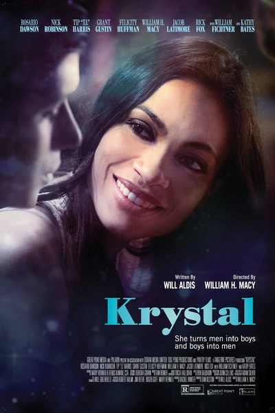 Кристал (2018) постер