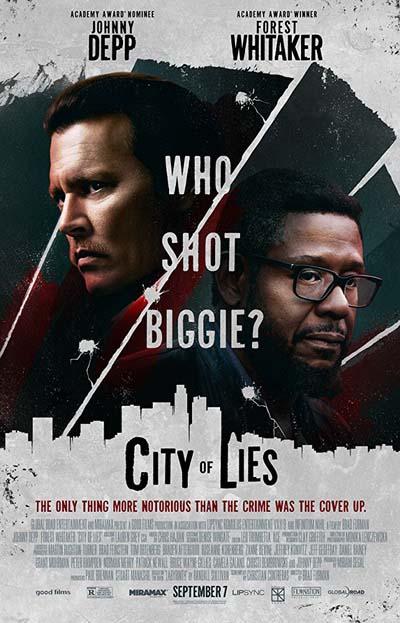 Город лжи (2018) постер