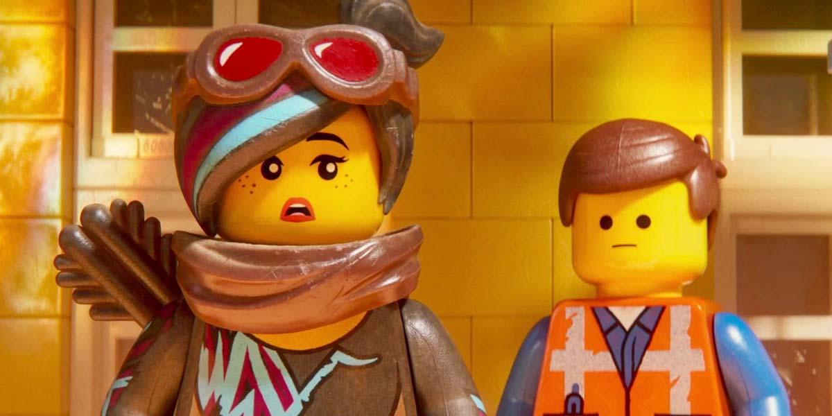 """Мультфильм """"Лего. Фильм 2"""" (2019)"""