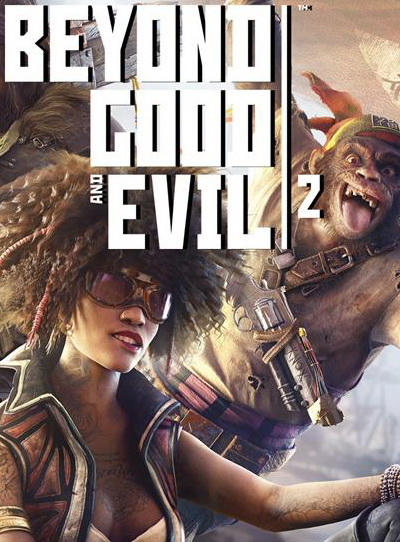 Beyond Good & Evil 2 (2021) постер