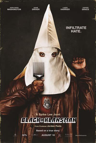 Черный клановец (2018) постер