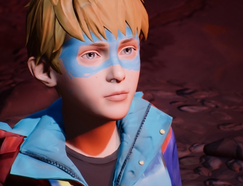 Игра «The Awesome Adventures of Captain Spirit» (2018)