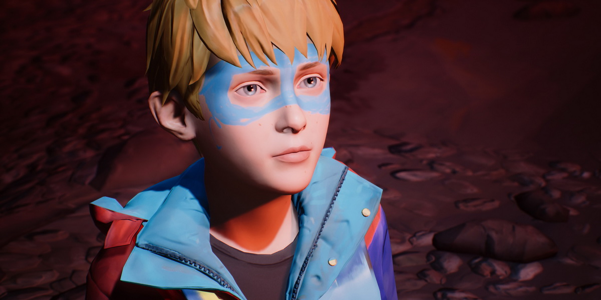 "Игра ""The Awesome Adventures of Captain Spirit"" (2018)"