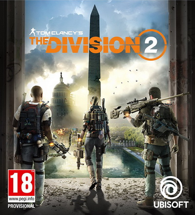 Tom Clancy's The Division 2 (2019) постер