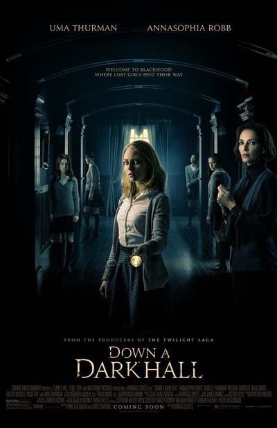 Дальше по коридору (2018) постер